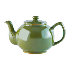Price and Kensington Brights 6-Cup Teapot, Olive Green