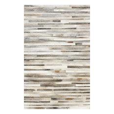 Bashian Aldrich Area Rug, Gray, 8'x10'