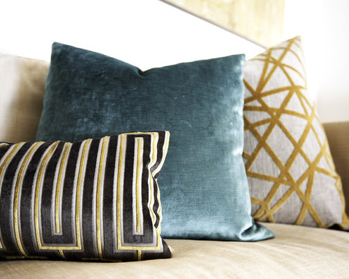 Velvet Pillows Ideas, Pictures, Remodel and Decor