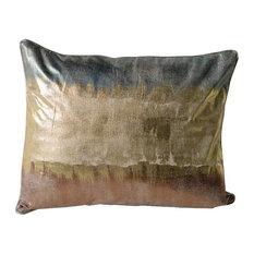Paintbrushed Cushion