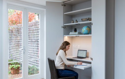 Does Your Home Need a 'Cloffice'?