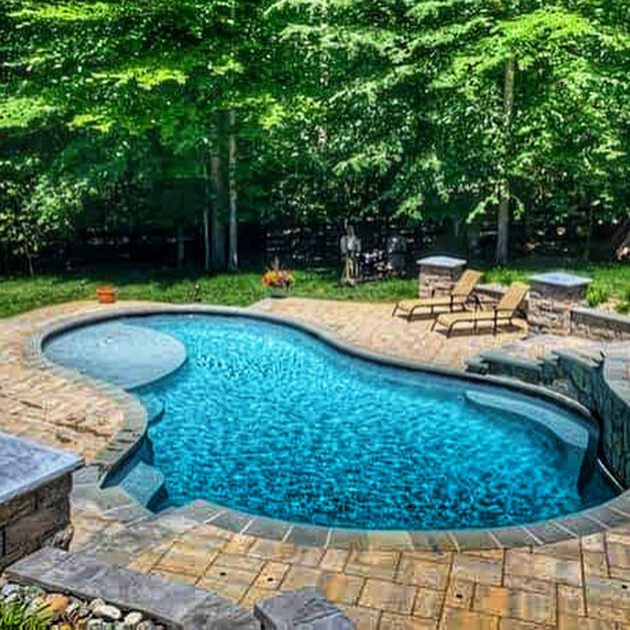 Swimming Pool Landscape Designs