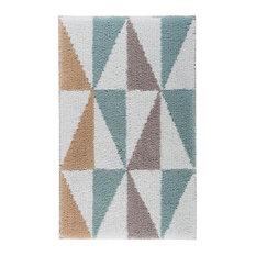 Hexagonal Bath Mat, 60x100 cm