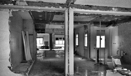 ¡Vaya cambio!: Una nueva casa para un arquitecto joven