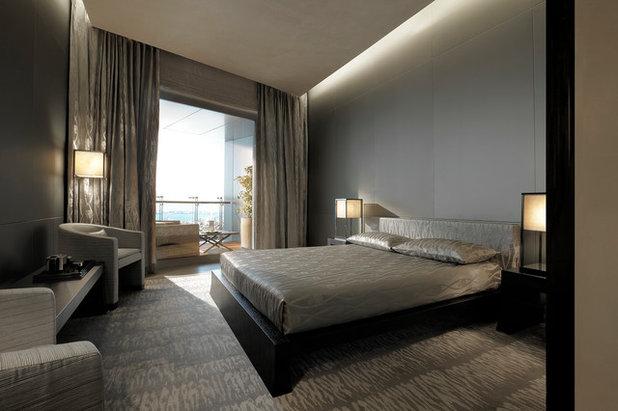 La mode inspire la d co zoom sur le gr ge invent par armani for Giorgio aldo interior designs
