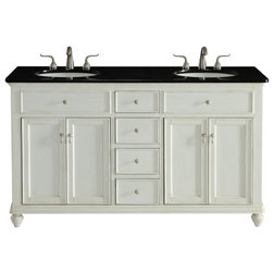 Traditional Bathroom Vanities And Sink Consoles by LIGHTING JUNGLE