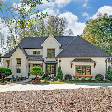 City Modern Farmhouse Town & Country Charlotte