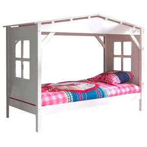 Pino Cabin Bed, White