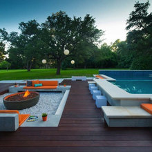 Outdoor & pool areas