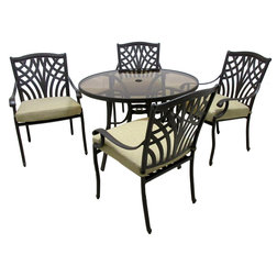 Transitional Outdoor Dining Sets by Outdoor Innovations