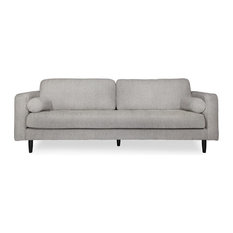 Capsule Home - Freeman Sofa, Light Gray - Sofas