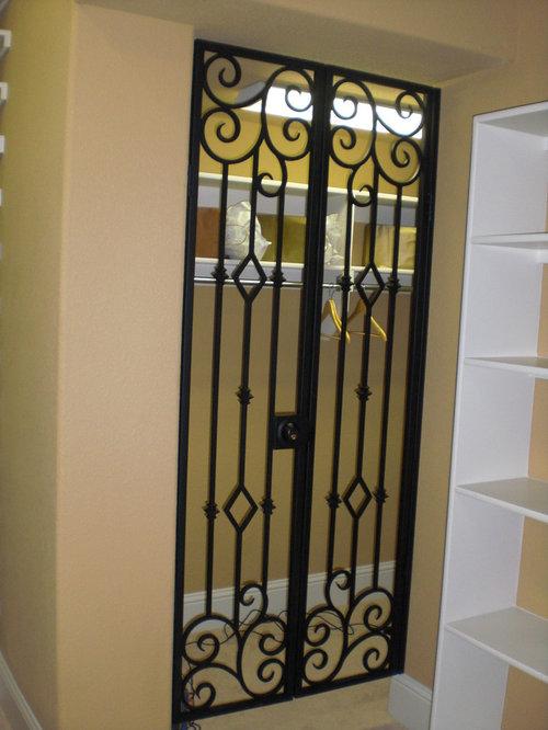 Wrought Iron Interior Gates