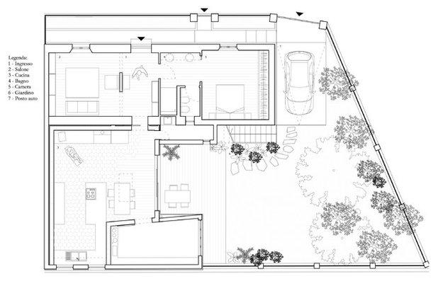 Planimetria by Incognito Studio