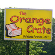 The Orange Crate