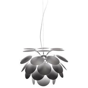 Marset Discoco Pendant Light, Grey, Small