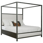 Kincaid - Kincaid Plank Road Shelley King Canopy Bed - Plank Road Collection by Kincaid Furniture