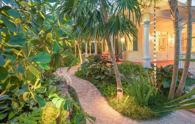 Tropical by Craig Reynolds Landscape Architecture