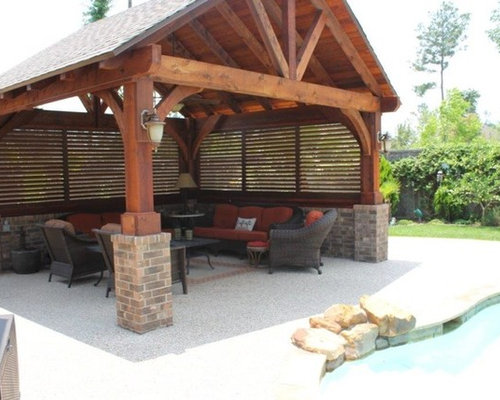 Amazing Outdoor Patio Shutters   Products