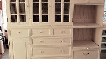 食器棚、カップボード