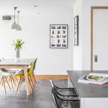 Kitchen Tour: A Grey Handleless Design Transforms a 1950s Home
