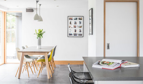Kitchen Tour: A Grey Handleless Design Transforms a 1950s Home