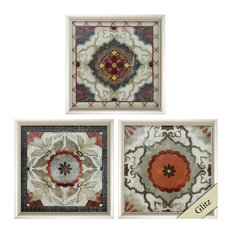 Mosaic, Pack of 3