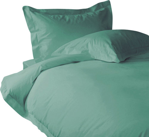 800 Tc Sheet Set 28 Deep Pocket With 4 Pillowcases Aqua Blue Twin Xl More Info