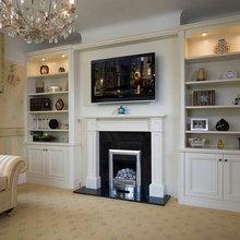 Bespoke Display Cabinets and Shelving