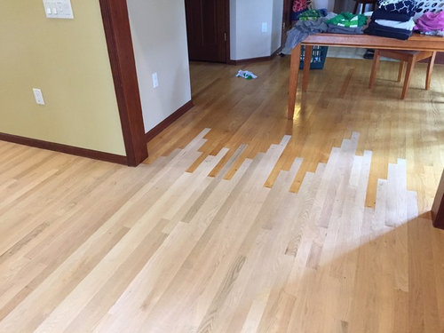 Stain Color For Red Oak Floors
