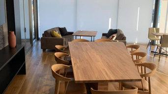 オフィス内カフェプロジェクト