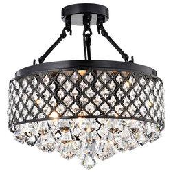 Contemporary Flush-mount Ceiling Lighting by Edvivi LLC