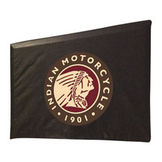 """Indian Motorcycle TV Cover (TV sizes 40""""-46"""") by Covers by HBS"""