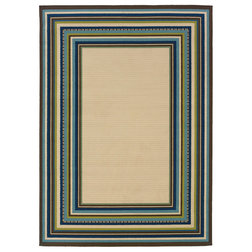 Beach Style Outdoor Rugs by Super Area Rugs