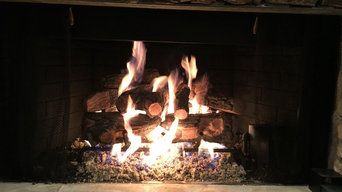 Gas logs instaaltions