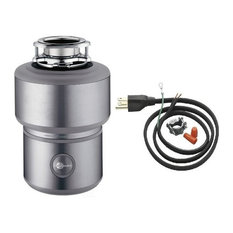 InSinkErator Excel Evolution 1 HP Garbage Disposal - Power Cord Included