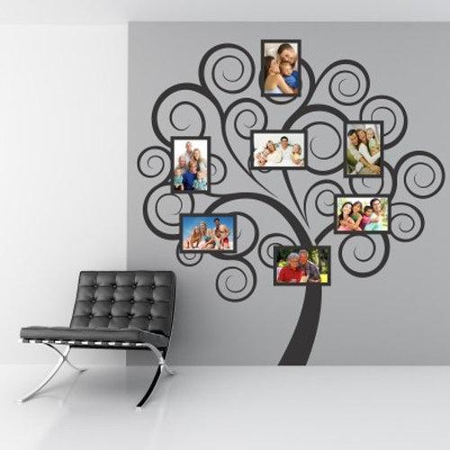 Alberi e fiori adesivi per le pareti di casa for Stickers pareti