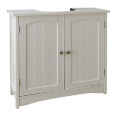 Traditional Underbasin Bathroom Cabinet