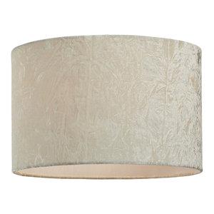 Allura Pendant Light Shade, Cream
