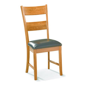 Great Reviews Intercon Furniture Family Ladder Back Chairs Chestnut