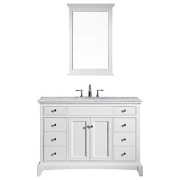 Transitional Bathroom Vanities And Sink Consoles by Eviva LLC