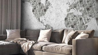 Cartina Mondo