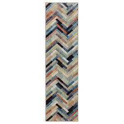 Contemporary Hall And Stair Runners by Mohawk Home