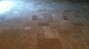 basement floor 4 tile design