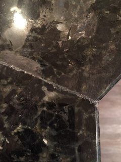 Is this typical for granite?