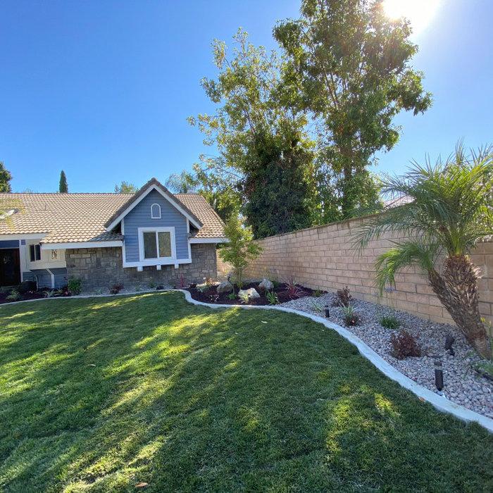 Front/ backyard landscapes
