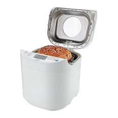 Oster - Oster Expressbake Bread Machine, 2 Pound, White - Bread Machines