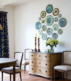 Is Hanging Plates On A Wall Dated Look