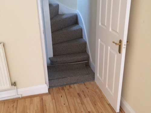 My stairs are too steep - how can I make them better?
