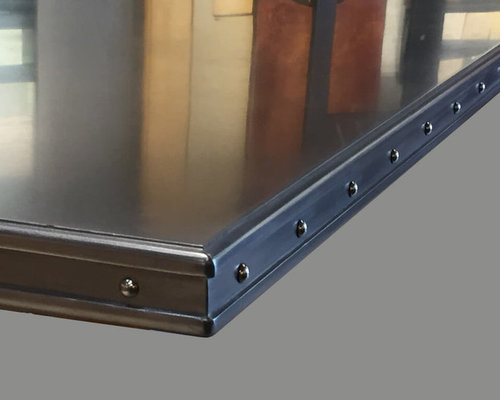 Commercial Stainless Steel Bar Top   Table Tops And Bases