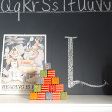 DIY: Make Your Own Chalkboard Paint
